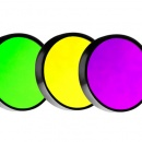 Fluo Black Light Water Colour Pan